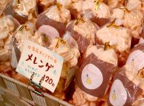 オリジナル焼き菓子も充実